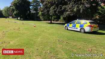 Swadlincote: Three arrests after man, 19, stabbed in park