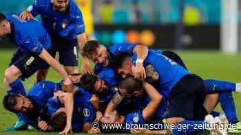 Locatelli mit Doppelpack: Italien stürmt ins Achtelfinale