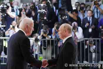 Biden, Putin Step Back From the Politics of Macho Posturing