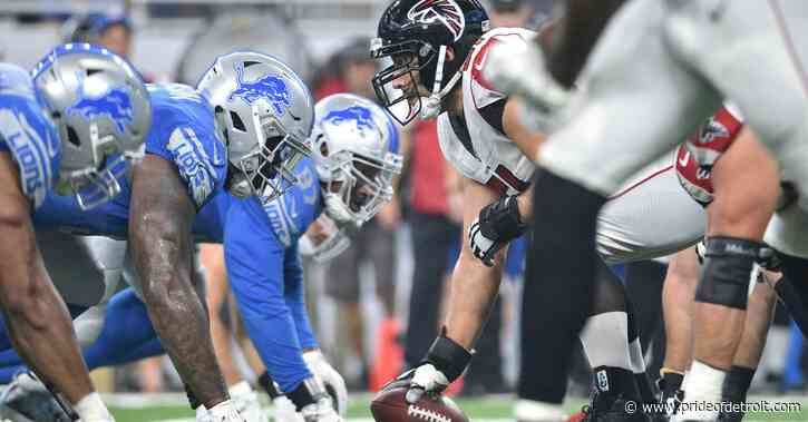 Notes: Detroit Lions' defensive line ranked middle-of-the-pack