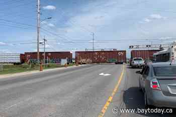 Bypass rail crossing lights being upgraded to LEDs - BayToday.ca