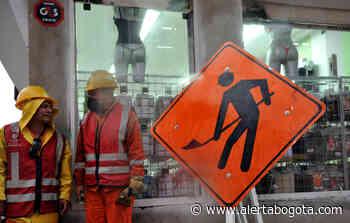 Obrero se rompió la cabeza tras caer de andamio en obra de San Cristóbal - Alerta Bogotá