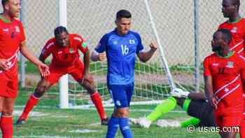 El Salvador (2-0) San Cristóbal y Nieves: Eliminatorias de la Concacaf 2021 - AS USA