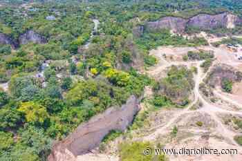Avance de minería pone en riesgo viviendas y carretera en San Cristóbal - Diario Libre