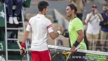 Djokovic-Coach Goran Ivanisevic: Habe Rafael Nadal noch nie so kraftlos bei den French Open gesehen - Eurosport DE