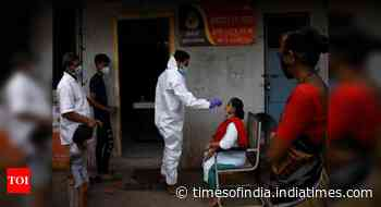 Coronavirus live updates: India sees 67.5k new Covid cases, 1,332 deaths - Times of India