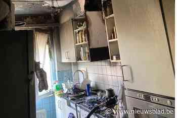 Keukenbrand tijdig opgemerkt door bewoners (Jette) - Het Nieuwsblad
