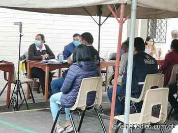 En San Marcos se priorizó la vacunación del personal de Sesan - elPeriódico (Guatemala)