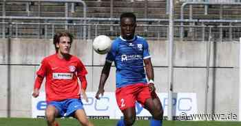 Junger Außenbahnspieler kommt aus Ahlen zum Wuppertaler SV - Westdeutsche Zeitung