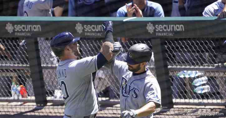 Rays  7 White Sox 8 : Almost a great comeback
