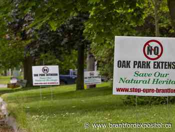 Brant councillors have mixed reaction to city's Oak Park Road decision - Brantford Expositor