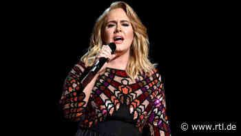 Adele: Details zum neuen Album - RTL Online