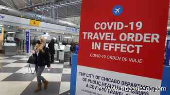 Illinois Coronavirus Updates: No States on Chicago Travel Order for Second Update - NBC Chicago