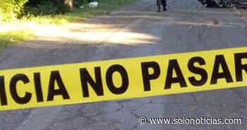 Anciano pierde la vida al ser atropellado en Santiago Nonualco, La Paz - Solo Noticias