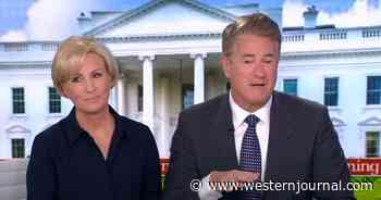 MSNBC'S 'Morning Joe' Shocks Viewers as Host Praises Trump for Vaccine Program