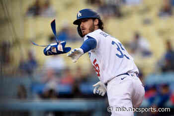 Dodgers' Cody Bellinger returns to IL with left hamstring strain
