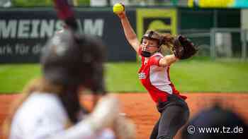 Softball: Offensive Ladehemmung im zweiten Match - tz.de