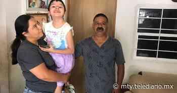 San Pedro. Piden apoyo para niña con epilepsia; requiere una cirugía - Telediario Monterrey