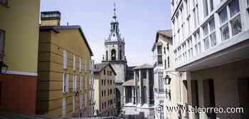 Un plan para salvar la iglesia de San Pedro de Vitoria - El Correo