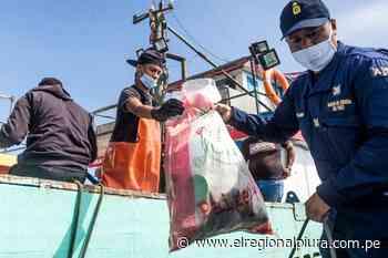 Paita: La asociación de chalaneros realiza limpieza de zona de mar - El Regional