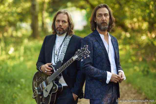 THE BLACK CROWES Have Written 20 New Songs
