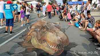 Medebach: Das passiert mit dem beliebten Straßenmalerfest - Westfalenpost