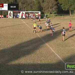 REPLAY: Titans Schools League - Pimpama vs Nerang (Yr 9/10 Boys Div 2 Semi-final) - Sunshine Coast Daily