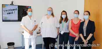 Lillebonne. L'hôpital lutte contre la frilosité du personnel à sa faire vacciner - Le Courrier Cauchois