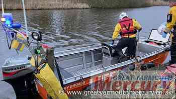 Woman rescued from river in Norfolk Broads - Great Yarmouth Mercury