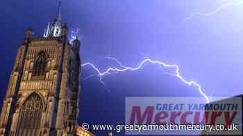 Norfolk weather today: 30C heat ahead of thunderstorms - Great Yarmouth Mercury