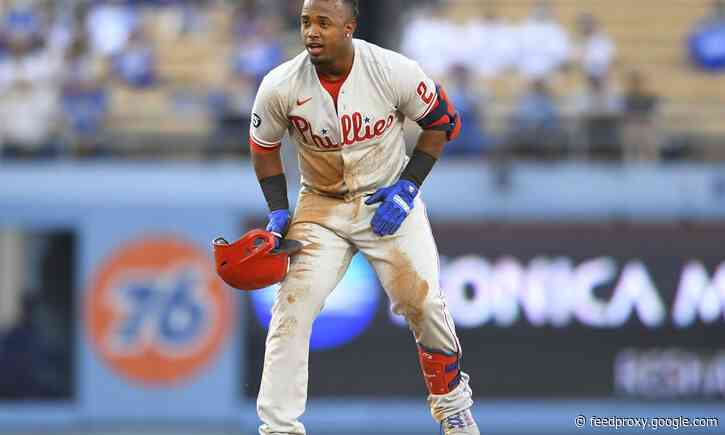 Phillies lose 2 key hitters to injuries