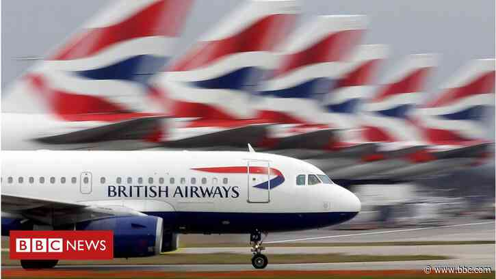 British Airways launches new routes from Belfast City Airport - BBC News