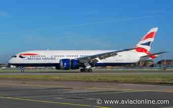 British Airways plans to resume its flights to Rio de Janeiro - Aviacionline.com