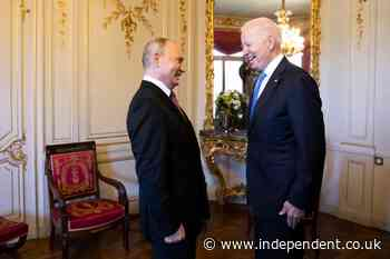 Biden-Putin summit in Geneva: Could this meeting begin to thaw the latest Cold War?