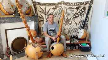 Cambo-les-Bains : le luthier Jérôme Forsans transmet son désir d'Afrique - Sud Ouest