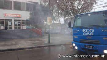Covid-19: Se sumaron cientos de contagios en Lomas de Zamora - InfoRegión