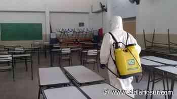 Vuelta a clases en Lomas de Zamora: presencialidad cuidada y medidores de dióxido en las aulas - El Diario Sur