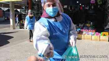 Bajan los contagios de coronavirus en Lomas de Zamora - El Diario Sur