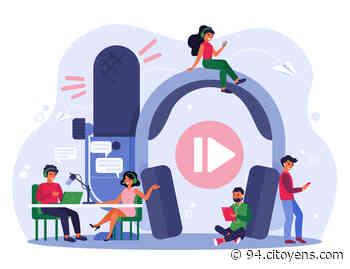 Présentation de podcasts à Joinville-le-Pont - 94 Citoyens