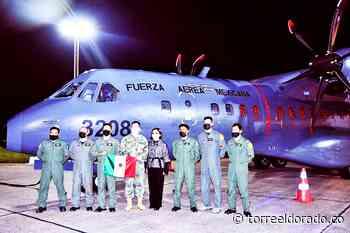 Fuerza Aérea Mexicana Transporta Vacunas a Bolivia y Paraguay - torreeldorado.co
