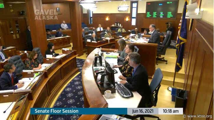 Senate passes budget, motion funding $1,100 PFD fails