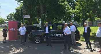 Ruf-Taxi in Ettlingen: MyShuttle bindet alle Stadtteile an - BNN - Badische Neueste Nachrichten