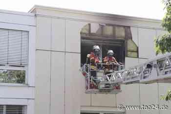 Ettlingen: Kaputte Klimaanlage qualmt - eine Person verletzt - TAG24