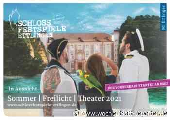 Ettlingen rüstet sich für den kulturellen Sommer: Schlossfestspiele stehen in den Startlöchern - Ettlingen - Wochenblatt-Reporter
