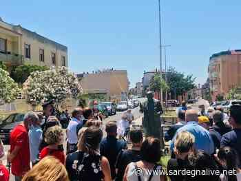 A Selargius la benedizione della statua di San Luigi Orione - Sardegna Live