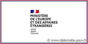 Cuba – Entrevista de Franck Riester con Ricardo Cabrisas Ruiz, vice primer ministro (8 de junio de 2021) - France Diplomatie