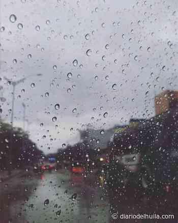 En San Agustín llovió como nunca antes - Diario del Huila