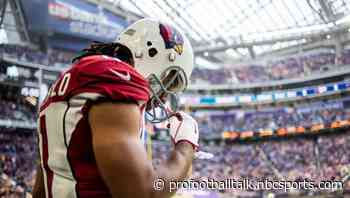 Time is on Larry Fitzgerald's side