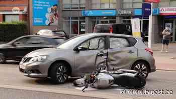 Motorrijder zwaargewond na aanrijding in Aalst - TVOOST - TV Oost