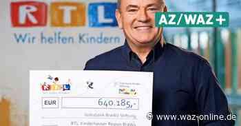 RTL-Spendenmarathon sichert die Arbeit des RTL-Kinderhauses Gifhorn - Wolfsburger Allgemeine